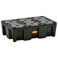 Vasca di contenimento modulare con o senza griglia