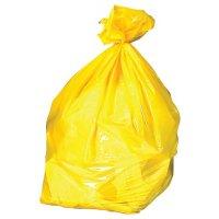 Sacchi spazzatura da 110 litri per raccolta differenziata e industria