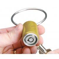 Portachiavi di sicurezza con serratura