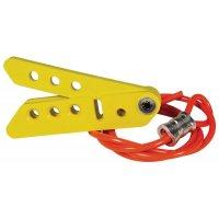 Sistema di bloccaggio tramite cavo Scissor-Lok™