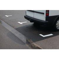 Strisce per segnaletica orizzontale temporanea da parcheggio
