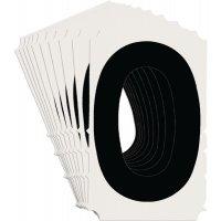 Cifre e lettere pretagliate in vinile - Quik-Align®