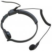 Microfono laringofono per walkie talkie