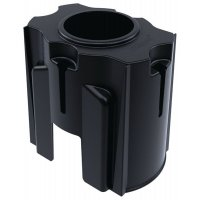Adattatore Skipper™ per fissaggio supporto sacco spazzatura o distributore DPI