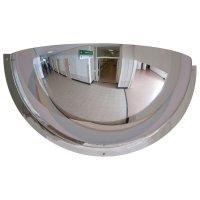 Specchio di sorveglianza in policarbonato con visibilità a 180°