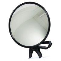 Specchio di sicurezza mobile con clip