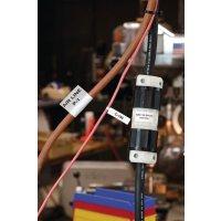 Etichette a bandiera per fibra ottica - per etichettatrice BMP71
