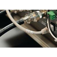 Marcatori per cavi autolaminanti - per etichettatrice BMP71