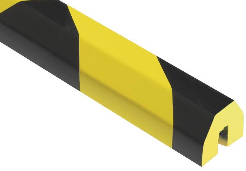 Profilo in schiuma a U Optichoc trapezio - per bordi da 20 mm