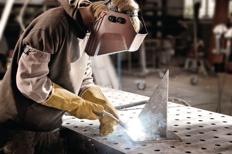 Guanti di protezione Ansell Workguard™ per saldatura - Seton
