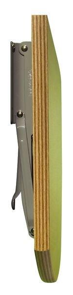 Mensola pieghevole per spogliatoio - Appendiabiti per officine e aziende