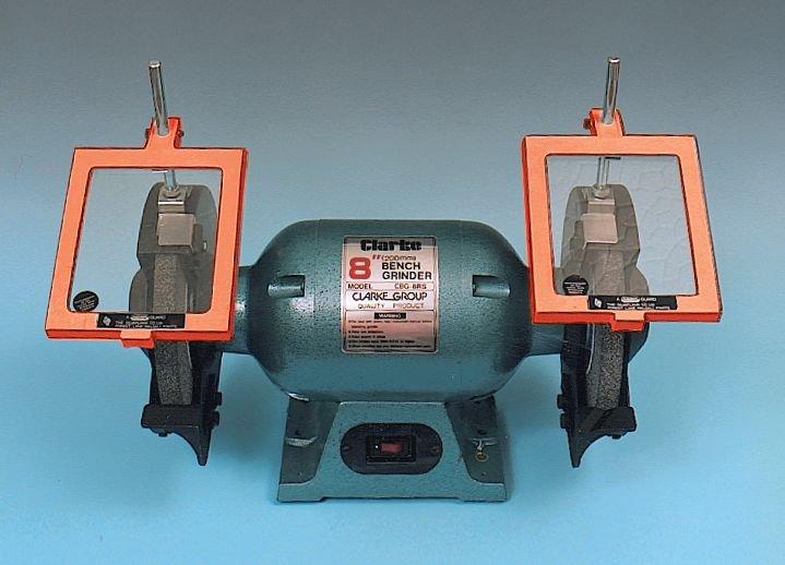 Schermo di protezione per smerigliatrice - Ripari e schermi di protezione per macchinari