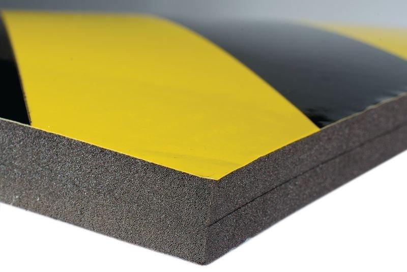 Lastra di protezione antiurto Prevango - Profili antiurto per superfici piane