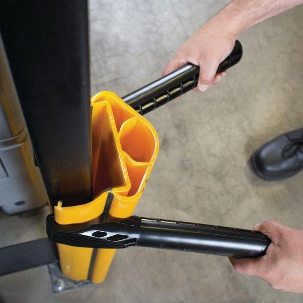 Utensile di posa per protezione flessibile per scaffali PARFLEX - Seton
