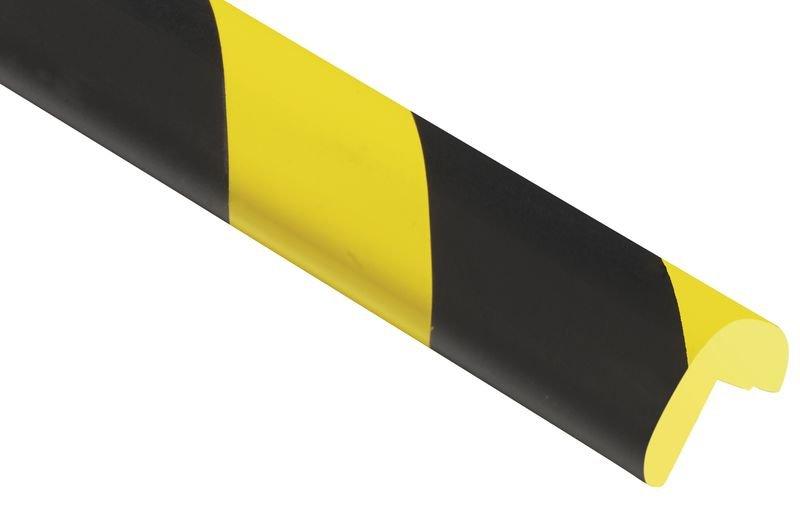 Profilo antiurto in schiuma Optichoc ad angolo - spigolo da 19 mm