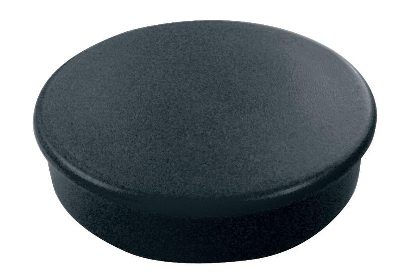Kit 1 bacheca da interni con fondo in metallo + 10 magneti neri - Bacheche per interni