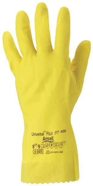 Guanti di protezione chimica Universal™ Plus 87-650/665 Ansell