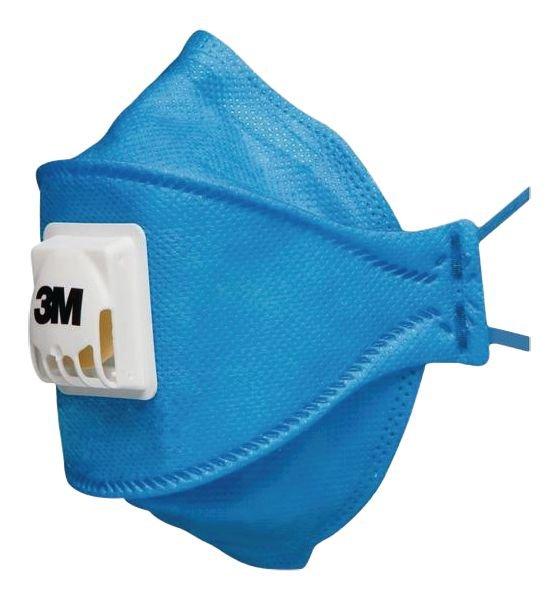 Mascherina monouso FFP3 3M™ Aura™ serie 9400+