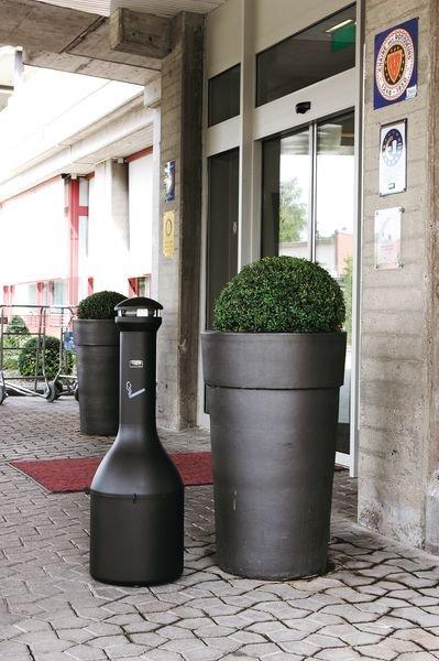 Posacenere a colonna design per esterni - Seton