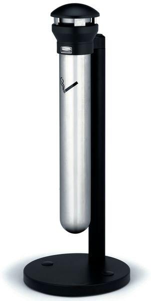 Posacenere design a colonna per uso esterno