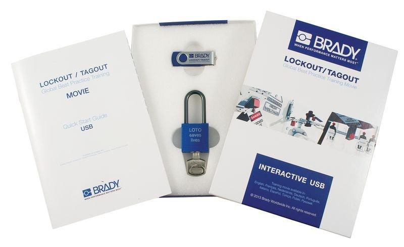 Chiave USB sulle buone prassi per il bloccaggio - Seton