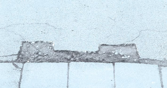 Asfalto a freddo per la manutenzione del suolo - Seton