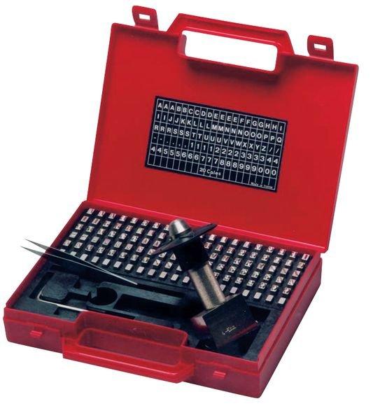Valigetta per la marcatura con martello o a pressa