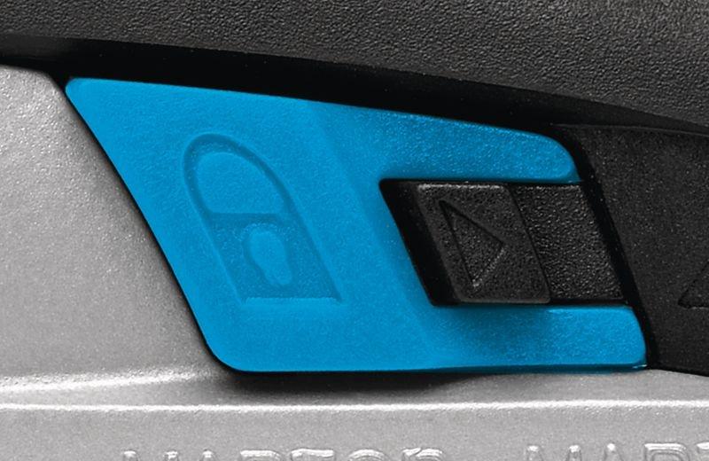 Cutter a cursore con lama estraibile automatica Martor® Secupro Martego - Imballaggio e materiale per spedizioni