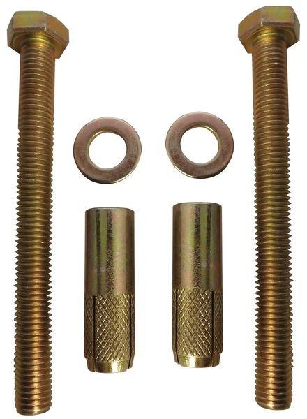 Accessori di fissaggio per cordoli da parcheggio flessibili