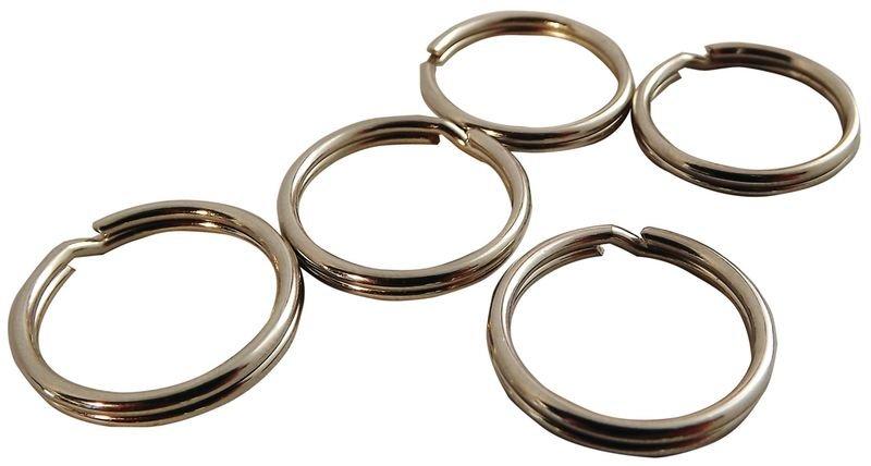 Anelli a spirale - Accessori di fissaggio per targhette e piastrine