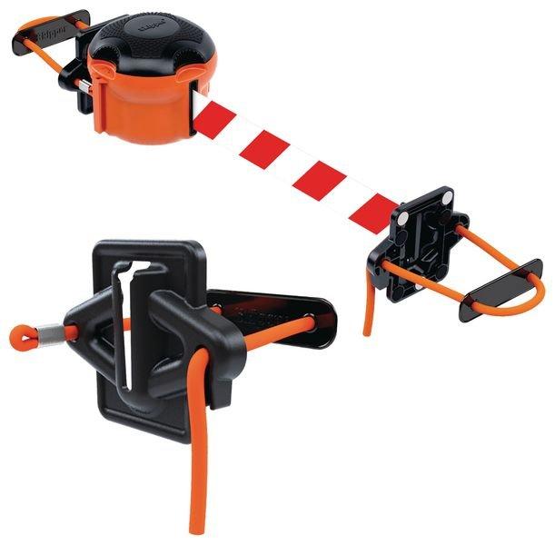 Staffa magnetica Skipper™ per il fissaggio della segnaletica XS - Nastri segnaletici da cantiere