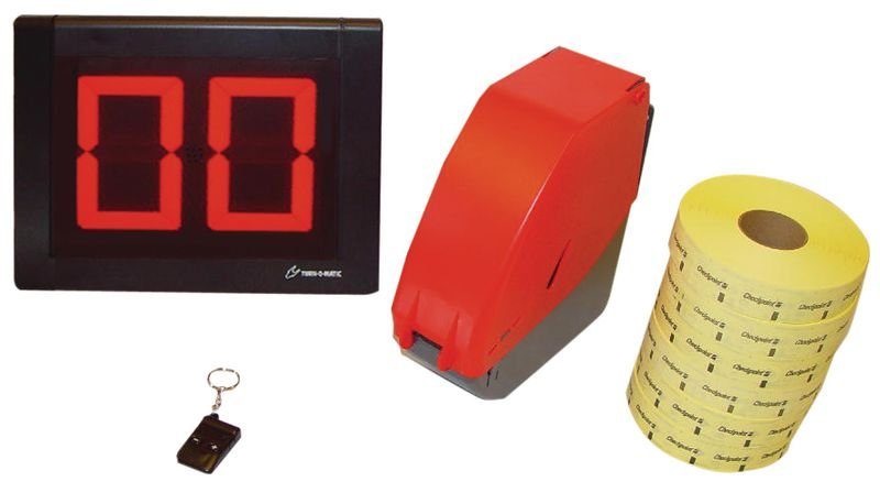 Sistema eliminacode Turn-O-Matic®