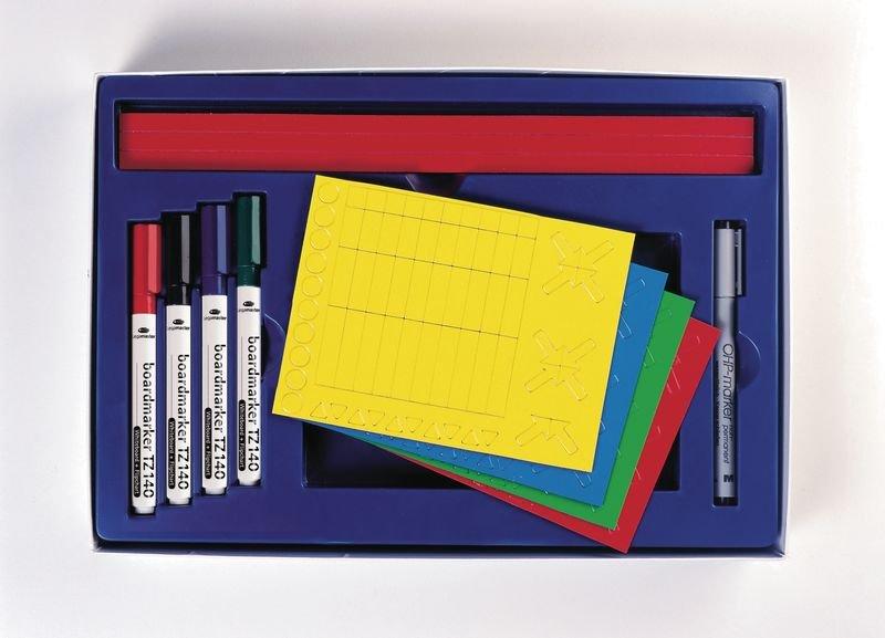 Kit di accessori per planning