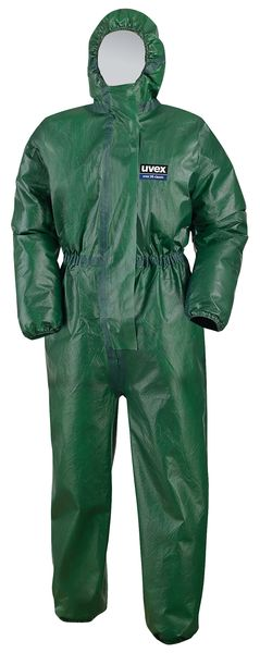 Tuta di protezione chimica Uvex Type 3B Classic