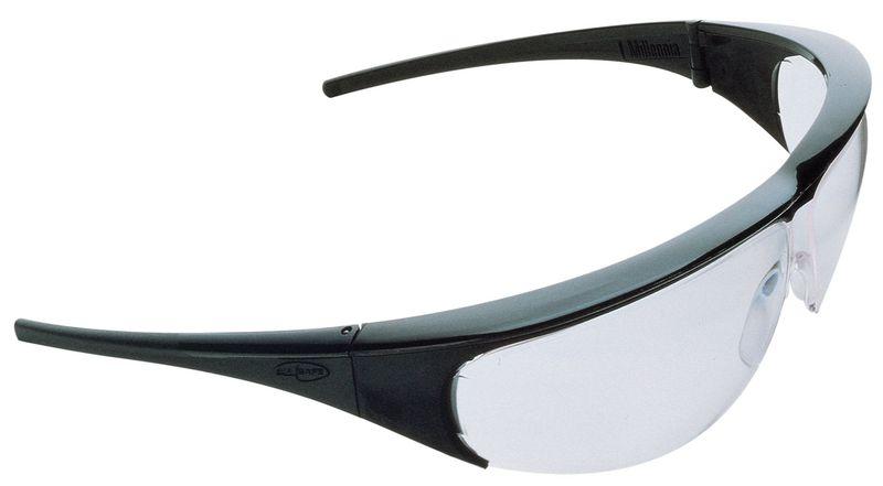 Occhiali di sicurezza monoschermo con stanghette Millennia® Honeywell®