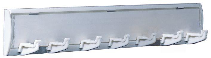 Barrette supplementari per armadietti per chiavi design AOC e AOCO