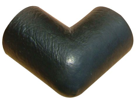 Paraspigoli di protezione Optichoc arrotondati - spigolo da 25 mm