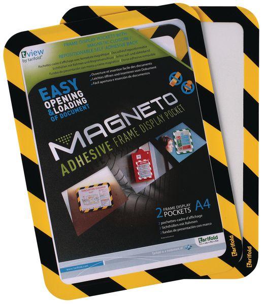 Buste portadocumenti magnetiche in formato cornice