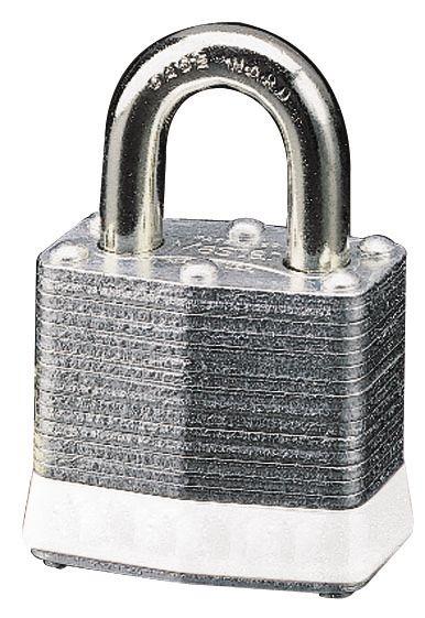 Lucchetti per bloccaggio in acciaio laminato
