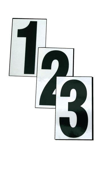 Cifre, lettere e caratteri speciali in vinile adesivo