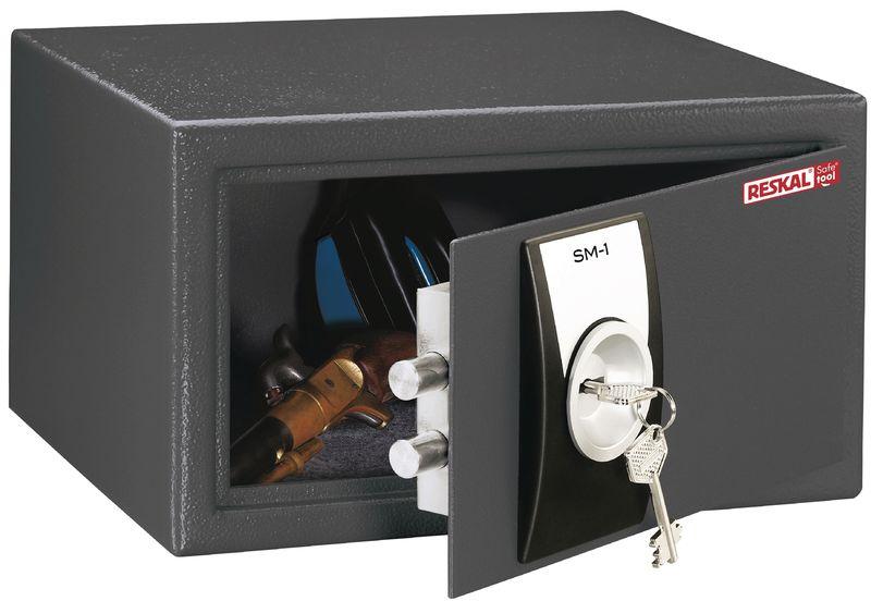 Cassaforte con codice digitale o chiave