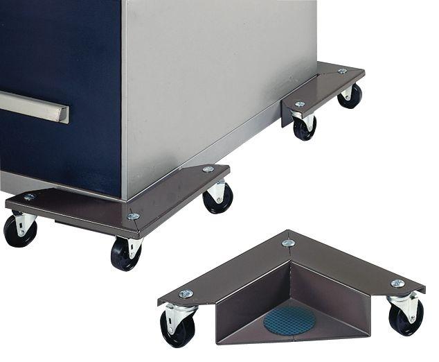 Angoli con ruote per spostamento di mobili seton it - Mobili per angoli ...