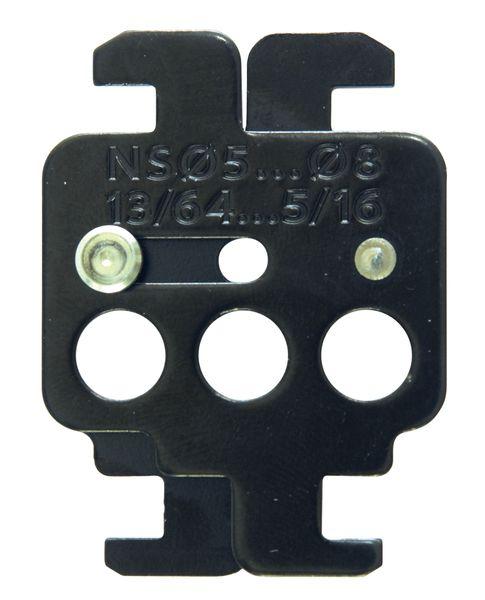 Dispositivo di bloccaggio per interruttori scatolati