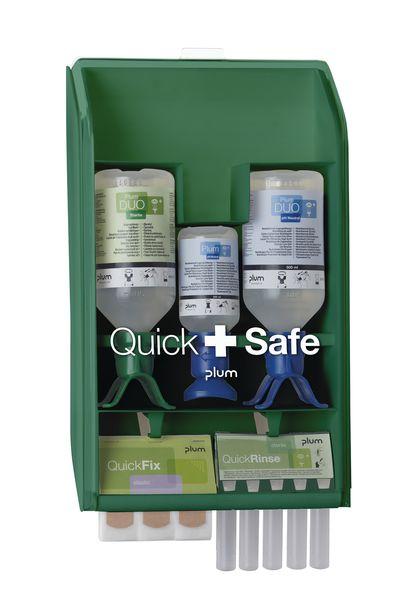 Cassetta a muro Quicksafe per l'industria chimica