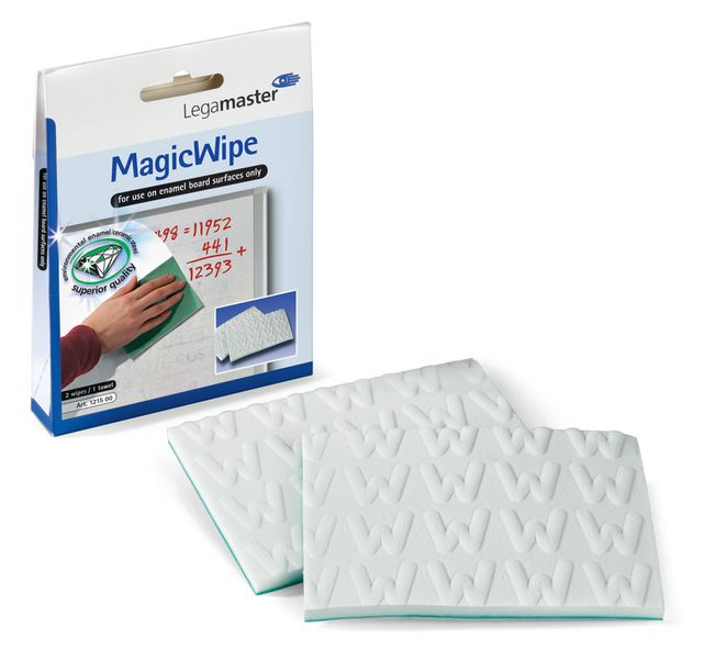 Cancellino Magic Wipe per lavagna bianca