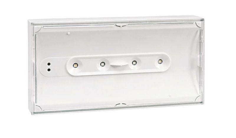 Blocco Autonomo di Illuminazione di Sicurezza (BAIS) a LED economico