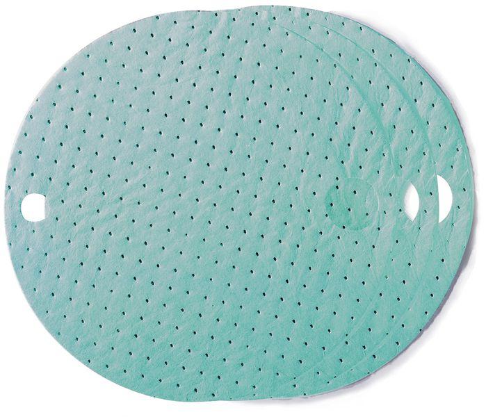 Dischi assorbenti per fusti