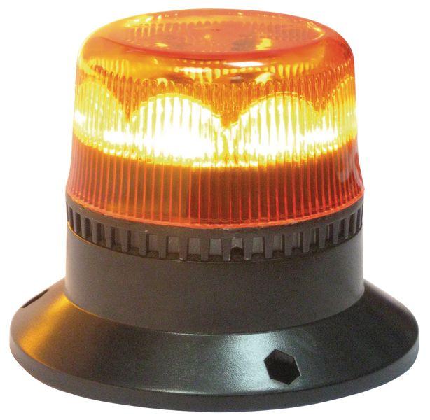 Girofaro a LED arancione