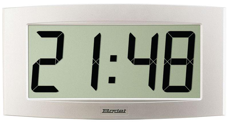 Orologio digitale da parete con schermo LCD