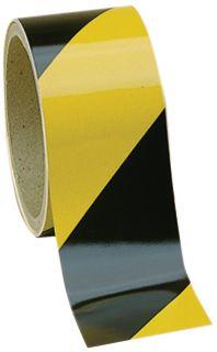 Strisce di segnalazione adesive rigate ad alta resistenza